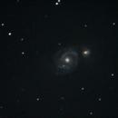 Whirlpool Galaxy,                                Francisco