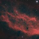NGC 1499 - California Nebula in HaRGB,                                Phillip