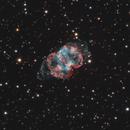 M 76 The Little Dumbell Nebula,                                Peter Goodhew