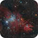 Close-up of the cone nebula,                                -Amenophis-