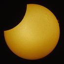 26% Solar Eclips 10 JUN 2021 Belgium Coronado PST,                                AstroDirk