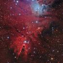 NGC2264,                                Zdenek Vojc