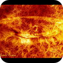A troubled Active Area on Chromosphere.   Modeling a shock wave On the Chromosphere.  :-),                                Gabriel - Uranus7