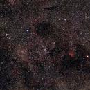 Milky Way near η Cygni,                                AC1000