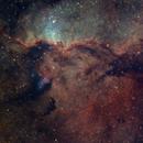 Dragons of Ara / NGC6188,                                KiwiAstro
