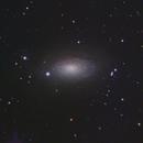 M63 - The Sunflower Galaxy,                                PSugg