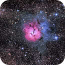 M20 Trifid Nebula,                                alistairsam