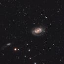 NGC 4725 LRGB,                                Tom Carrico