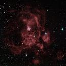 NGC6357 Lobster Nebula,                                Wagner