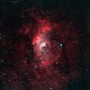 Bubble Nebula, NGC 7635,                                mlewis