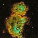 Soul Nebula in SHO,                                Bob J