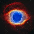 NGC7293 - Helix Nebula - The Eye Of God,                                Jason Wiscovitch