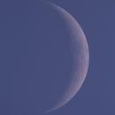Lune de jour...,                                Jean-Baptiste Auroux