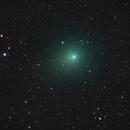 Comet 46P/Wirtanen,                                Lionel Majzik