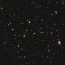 NGC 3206 and others in Ursa Major,                                Nurinniska