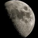 Luna su pellicola,                                gagba
