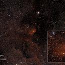SH2-101 Tulip Nebula,                                Robert Van Vugt