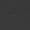 Comet C/2017 T2 (PanSTARRS) near M106, QHY168C, 20200625,                                Geert Vandenbulcke