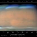 Mars Equirectangular | 2018-07-11 to 2018-07-22,                                Chappel Astro