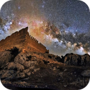 Milky Way over the Fortress,                                Álvaro Pérez Alonso (perezfotografia.com)