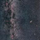 M31 and Milky Way,                                Ken Yoshimura