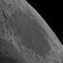 The Moon, Mare Crisium, ZWO ASI290MM, 20200527,                                Geert Vandenbulcke