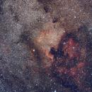 North America Nebula,                                Sebastian Ś
