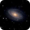 M81 Bode's Galaxy (Unguided),                                Robert Van Vugt