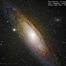 M31 - The Andromeda Galaxy,                                Chris Patrick