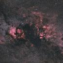 Cygnus wide fields,                                Mikael De Ketelaere