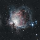 M42 - Orion Nebula,                                Benjamin Barre