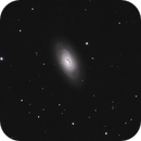 M64 Black Eye Galaxy,                                Ron Hunt