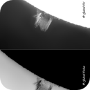 Today's complex prominence.,                                Gabriel - Uranus7