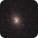 Centaurus A - NGC 5128,                                Bob Gillette