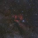 Mosaic Vela - RCW38+40 to NGC2736,                                Astro-Wene