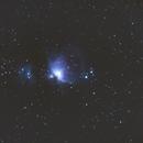 Orion Nebula Complex,                                JDJ