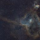 IC1805 Heart Nebula,                                404timc