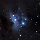 NGC 1977 The Running Man,                                Mike Bleiweiss