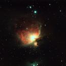 M42 - Orion Nebula,                                Nuno De Sá Teixeira