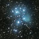 M45 Pleiades,                                PghAstroDude
