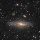 NGC 7331 close up,                                Boris Emchenko