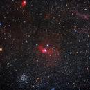 NGC 7635 Bubble Nebula,                                Giorgio Ferrari