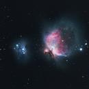 Orion Nebula,                                Jensen
