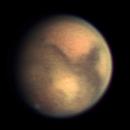 November 2020 Martian Dust Storm: Hellas Encounter,                                BQ_Octantis