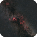 From Cepheus to Vulpecula,                                Gabriel Siegl