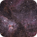 Carina Nebula,                                Leslie Rose