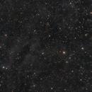 "Sh2-73 Molecular Cloud in Hercules (""Dark Angel Nebula""),                                Bernhard Zimmermann"