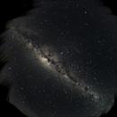 Night Sky during period of Eta Aquarids (15 & 16 May),                                KiwiAstro