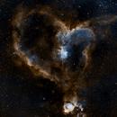 The Heart Nebula (IC 1805),                                jacobd