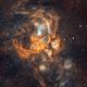 Lobester Claw Nebula,                                Ethan Wong